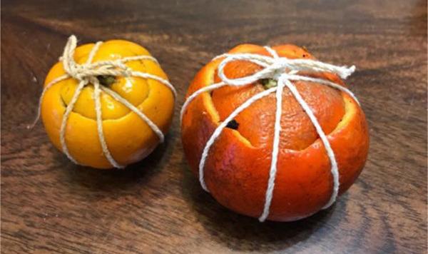 台湾柑橘茶
