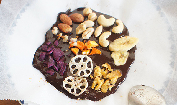 道草屋のチョコレート