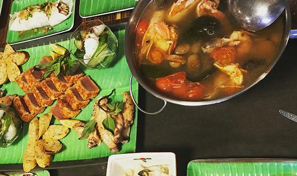 アジアン料理教室大阪