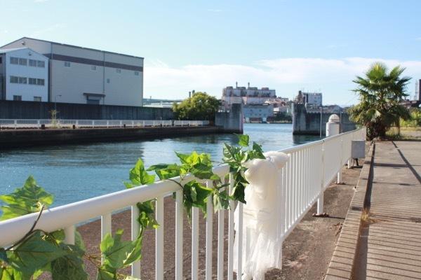名村造船所ウェディング