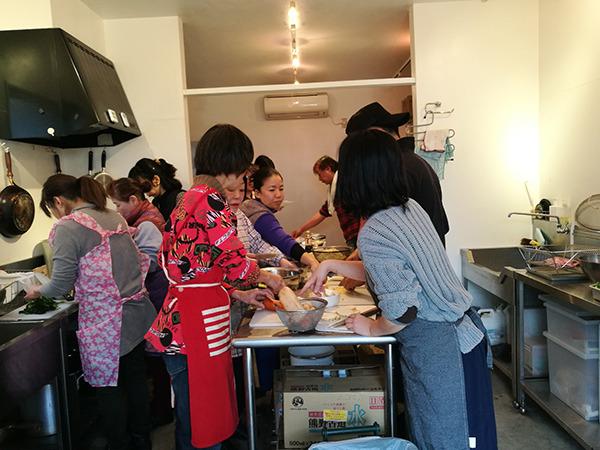 堀内知美の薬膳料理教室